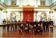 Russian Horn Orchestra