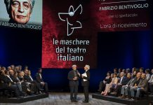 PREMIAZIONE MASCHERE DEL TEATRO ITALIANO 2017