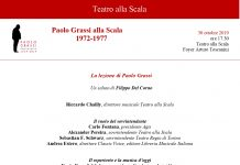 La lezione di Paolo Grassi