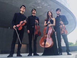 Quartetto Eos