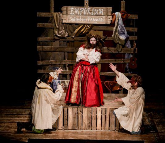 Romeo e Giulietta. L'amore è saltimbanco