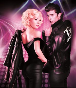 GREASE Il Musical