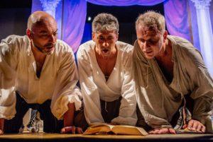 Le opere complete di William Shakespeare in 90 minuti