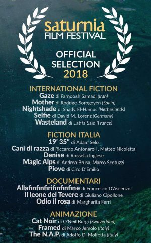 Saturnia Film Festival