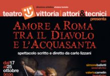 Amore a Roma tra il Diavolo e l'Acquasanta