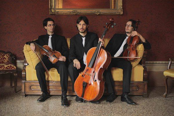 """il Trio Hegel in concerto a """"6 per l'arte"""""""
