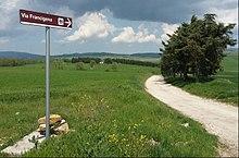 Storie e amori sulla Via Francigena