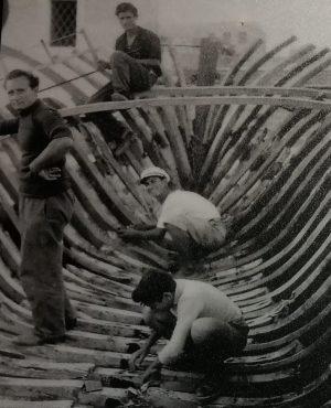 Foto dall'Archivio Storico di Lampedusa