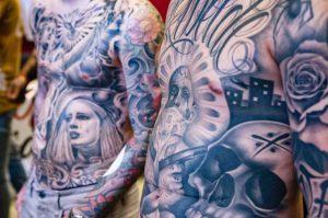 XX International Tattoo Expo Roma