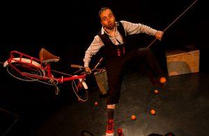 Festa internazionale di teatro-circo sociale