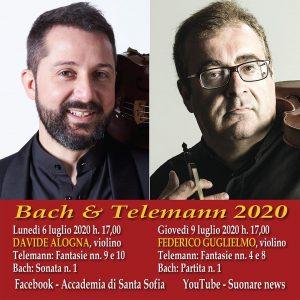 Bach & Telemann 2020