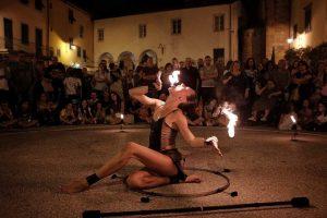 Art En Place – Pisa Buskers