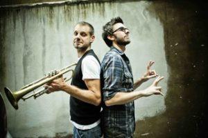 Fabrizio Bosso e Julian Oliver Mazzariello