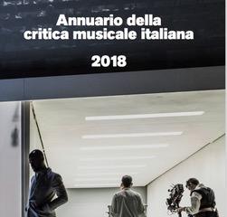 Annuario 2018