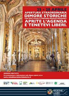 Dimore storiche del Lazio