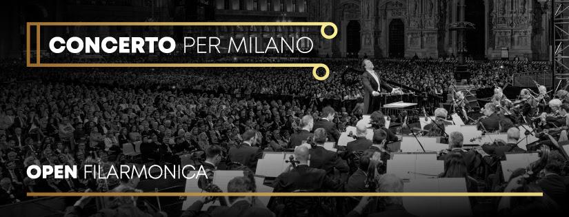 62543dc144 Concerto per Milano (6° edizione) | Teatrionline