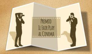 Premio cinema Fair Play