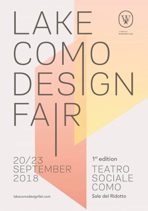 Lake Como Design Fair