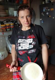 Anarchy in The U Kitchen