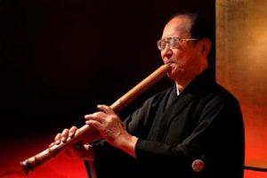 Concerto di shakuhachi