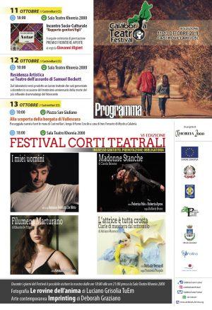 Festival Corti Teatrali