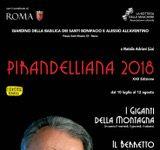 Pirandelliana 2018