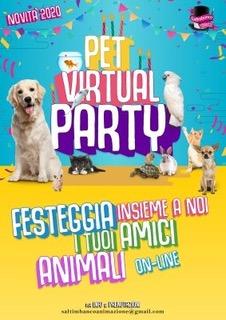 Pet Virtual Party