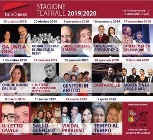 Teatro Bianconi di Carbognano