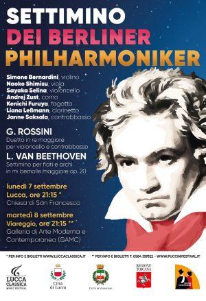 Settimino dei Berliner Philharmoniker