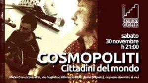 Cosmopolity