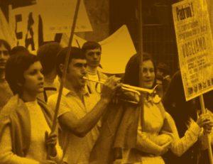 Le lotte e l 'utopia '69-'70