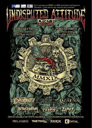 Undisputed Attitude Festival