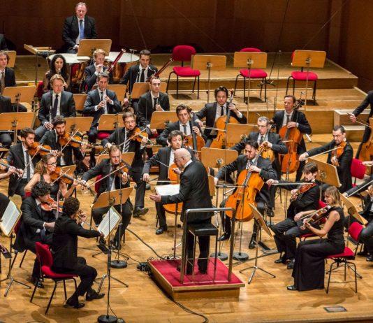 Orchestra Mozart e Bernard Haitink