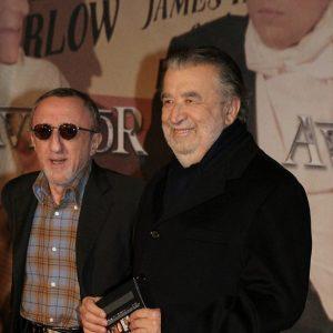 Carlo Delle Piane e Pupi Avati
