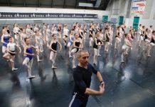 Stage di Progetto Danza 2018