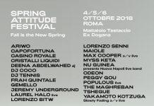 Spring Attitude 2018