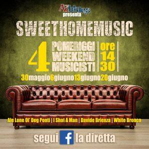 #SweetHomeMusic
