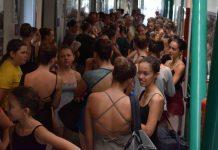 Stage Internazionale di Progetto Danza