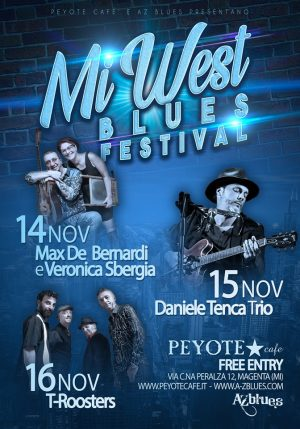 Mi-West Blues Festival